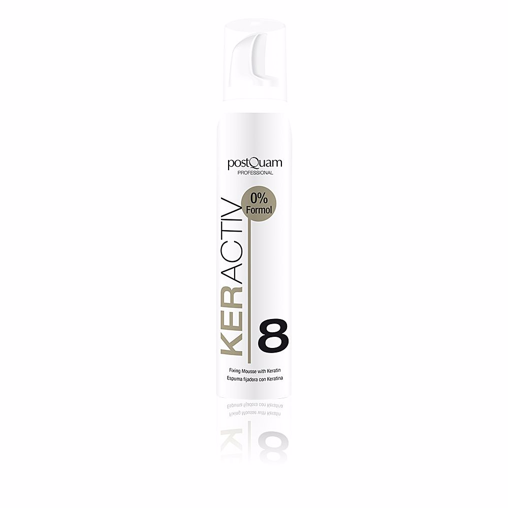 HAIRCARE KERACTIV fixing mousse with keratin