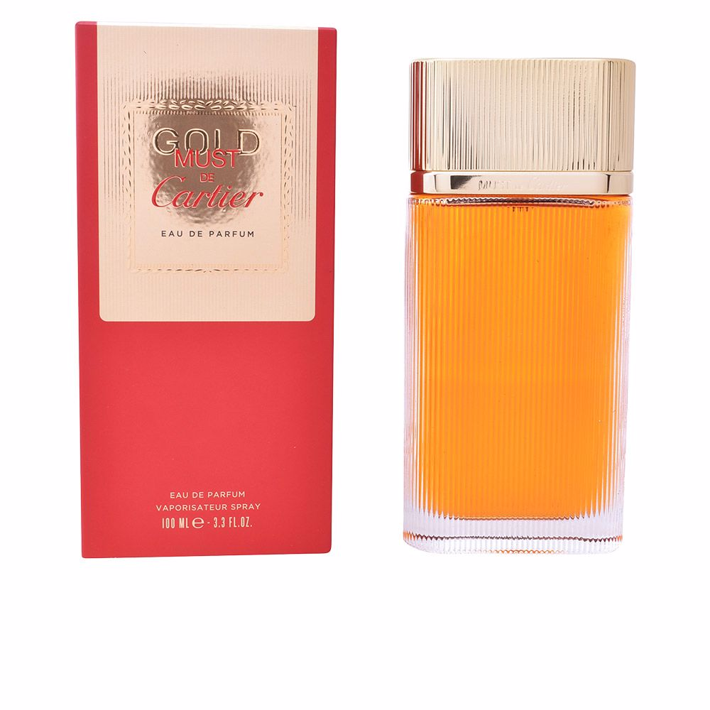 Cartier Eau De Parfum Must Gold Eau De Parfum Spray Products