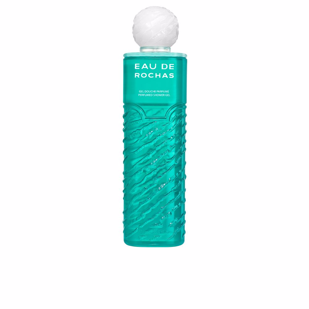 EAU DE ROCHAS bath and shower gel