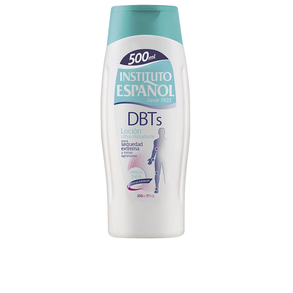 DBTS loción ultra-hidratante sequedad extrema