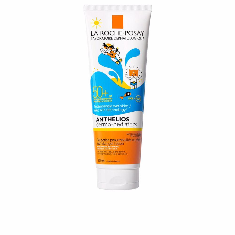 ANTHELIOS DERMO-PEDIATRICS wet skin gel lotion SPF50+