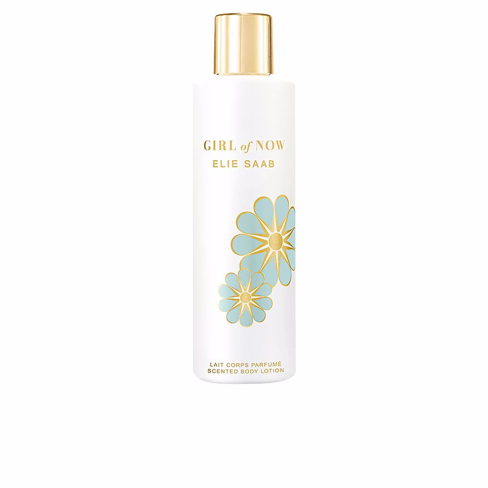 GIRL OF NOW scented body lotion