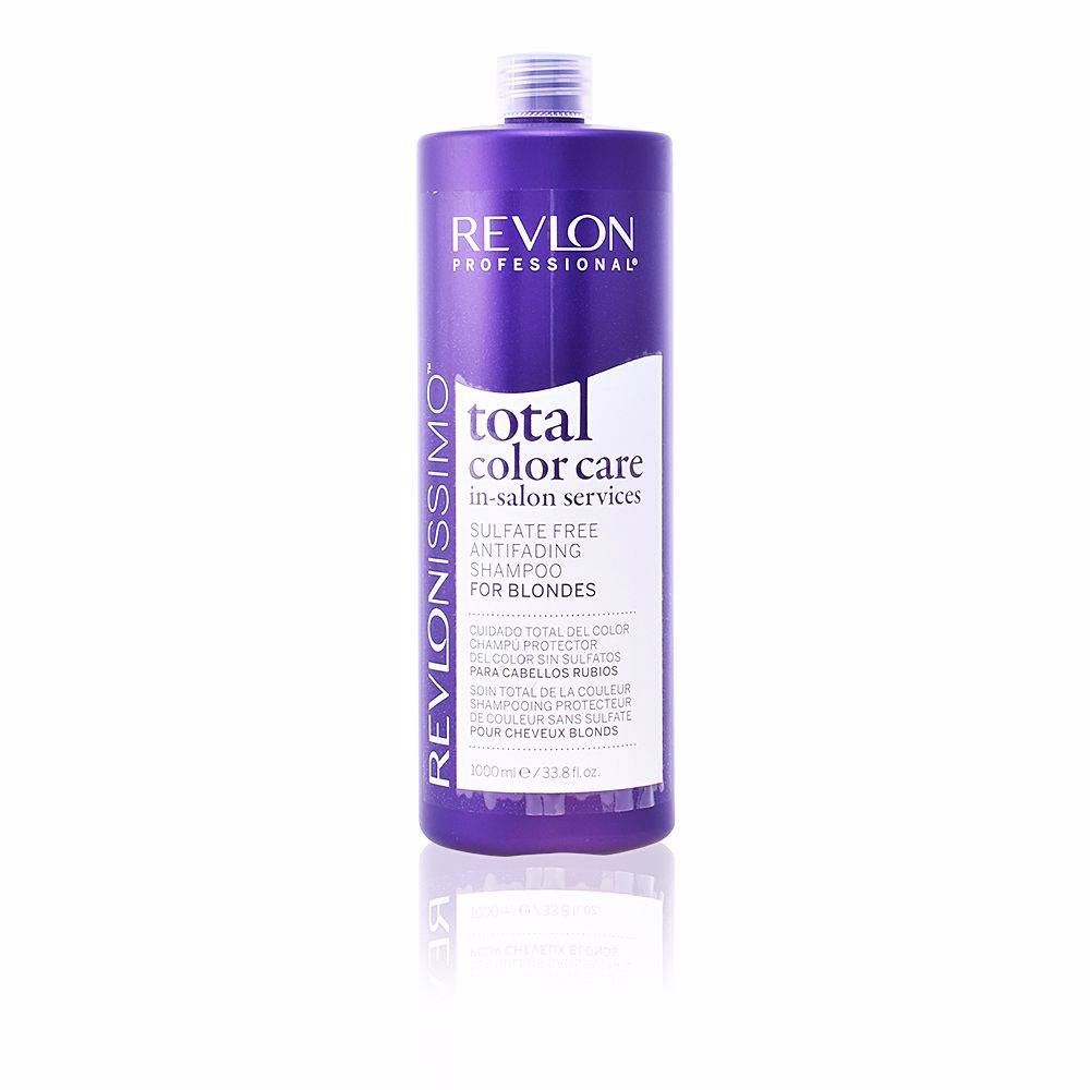 TOTAL COLOR CARE antifanding shampoo for blondes