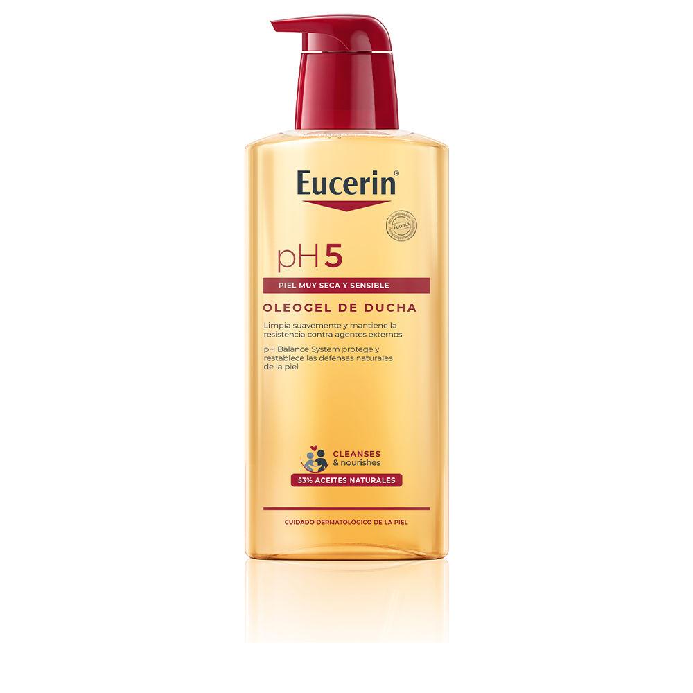 PH5 skin-protection oleogel de ducha