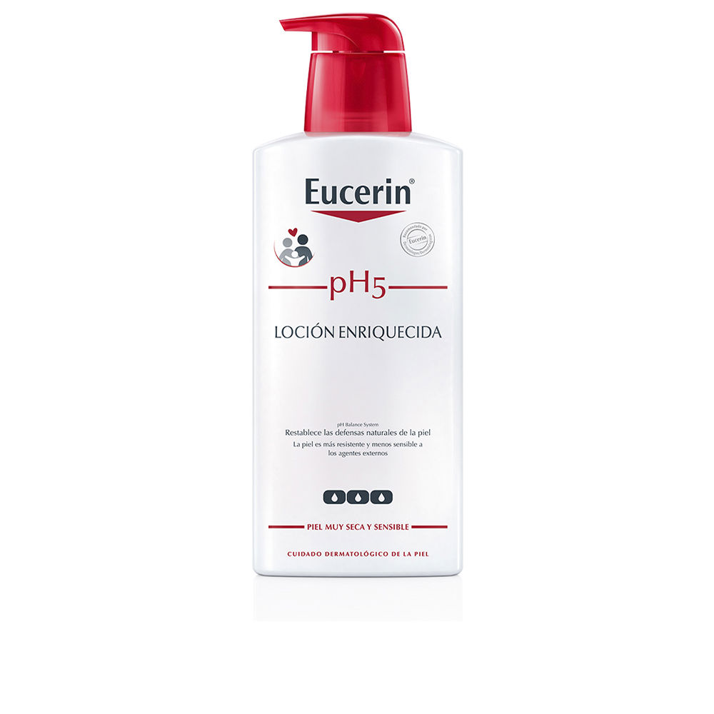 eucerin body cosmetics ph5 skin protection loci n enriquecida piel seca products perfume 39 s club. Black Bedroom Furniture Sets. Home Design Ideas