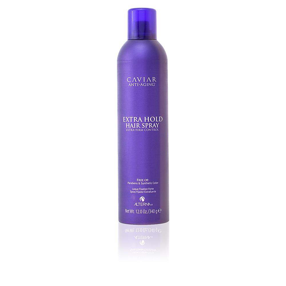 CAVIAR extra hold hair spray