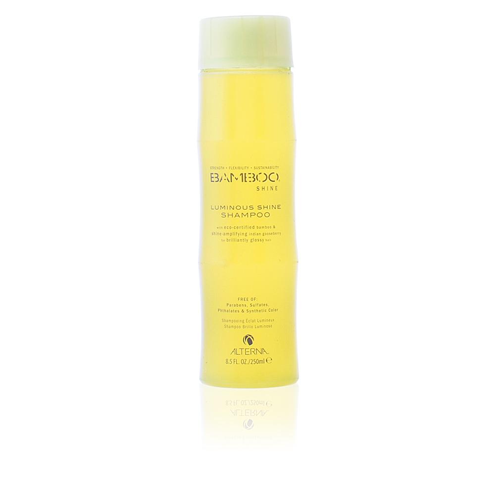 BAMBOO SHINE luminous shine shampoo