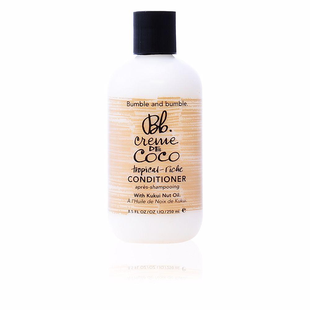 bumble bumble cheveux creme de coco conditioner sur perfume 39 s club. Black Bedroom Furniture Sets. Home Design Ideas