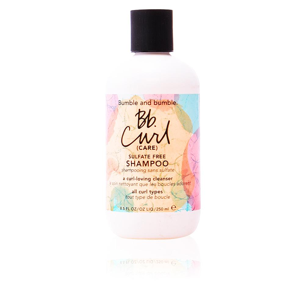 CURL CARE sulfate-free shampoo