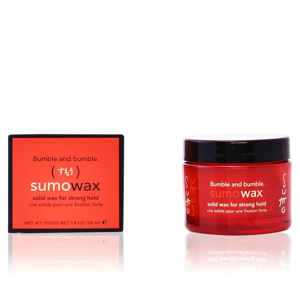 SUMO WAX solido wax for strong hold