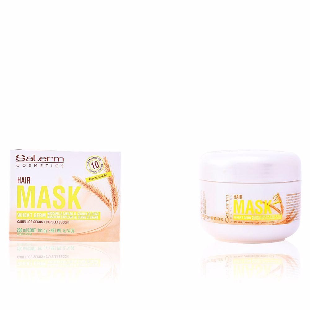 WHEAT GERM hair mask