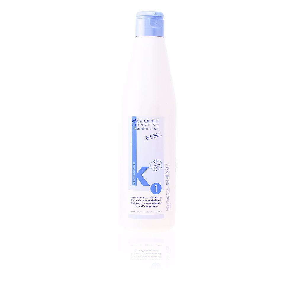 KERATIN SHOT maintenance shampoo