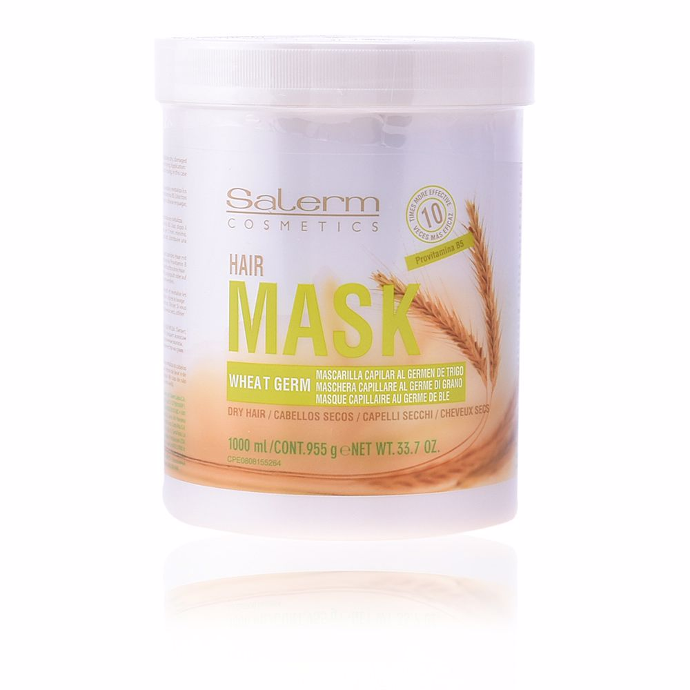 WHEAT GERM hair mask
