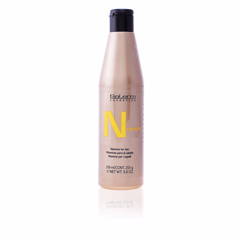NUTRIENT shampoo vitamins for hair