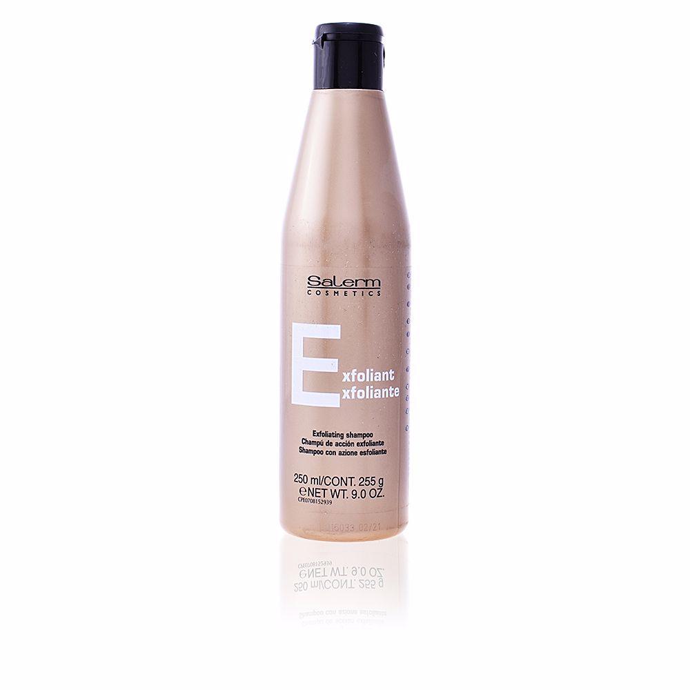 EXFOLIANT exfoliating shampoo