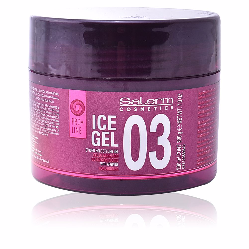 ICE GEL 03 strong hold styling gel