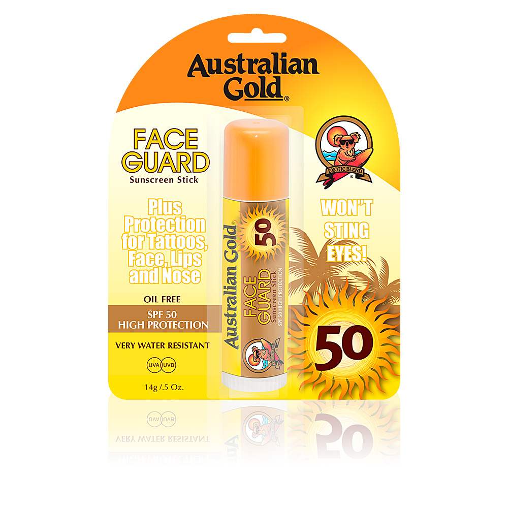 FACE GUARD SPF50 sunscreen stick SPF50