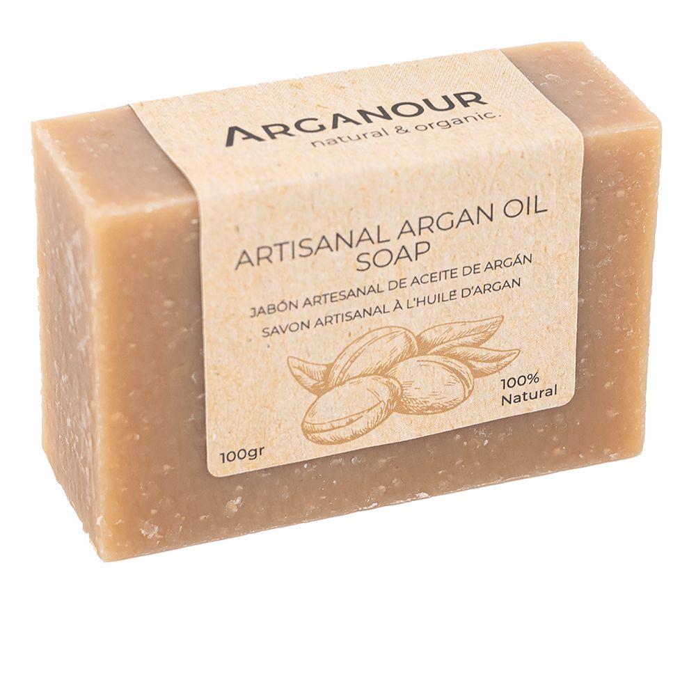 ARTISANAL argan oil soap