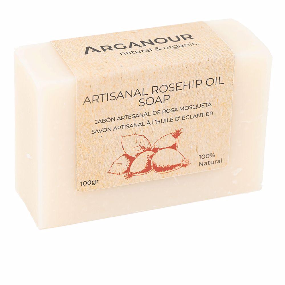 ARTISANAL rosehip soap