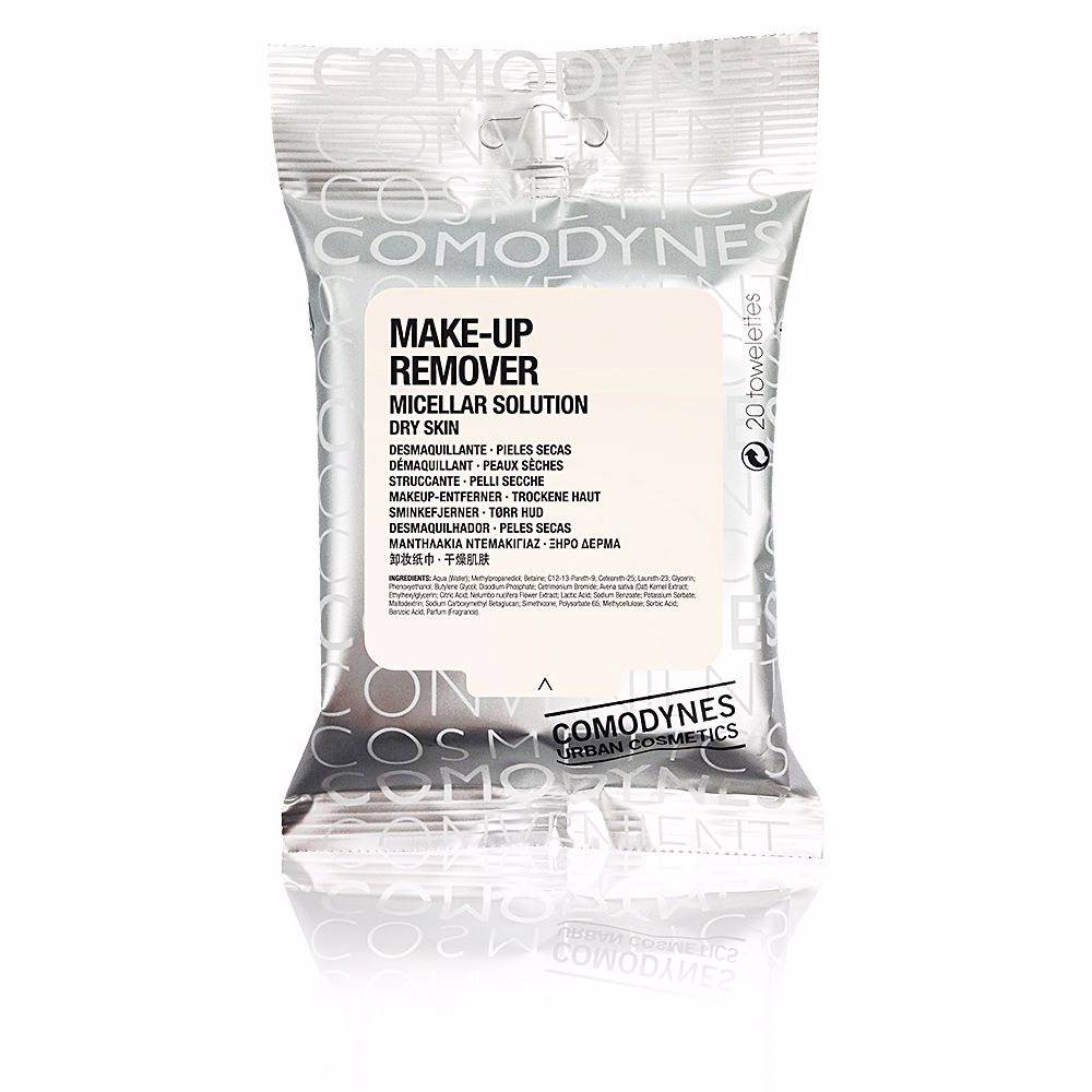 MAKE-UP REMOVER micellar solution dry skin
