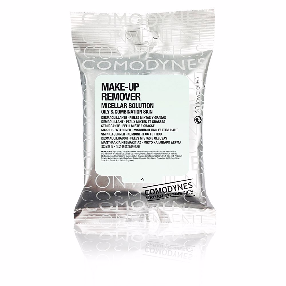 MAKE-UP REMOVER micellar solution oily & combined skin