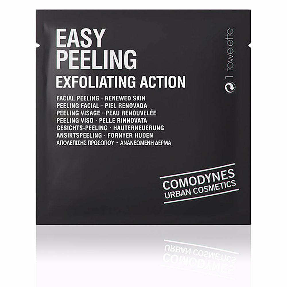 EASY PEELING exfoliating action facial peeling