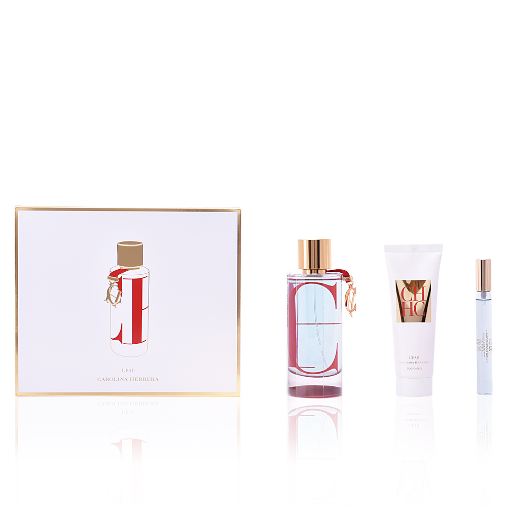 Carolina Herrera CH L EAU COFFRET Eau de Toilette em Perfumes Club 0809a7971c