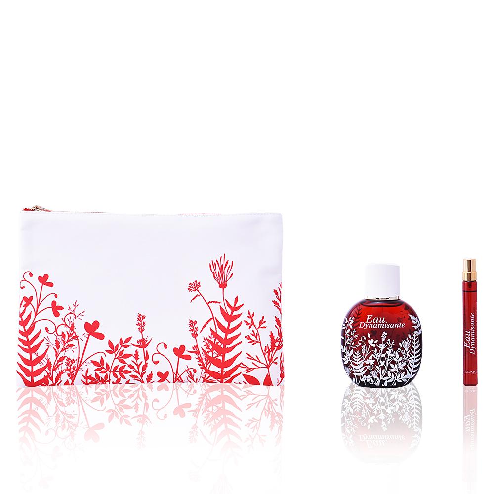 Clarins parfums eau dynamisante coffret sur perfume 39 s club - Clarins eau dynamisante mousse douche ...