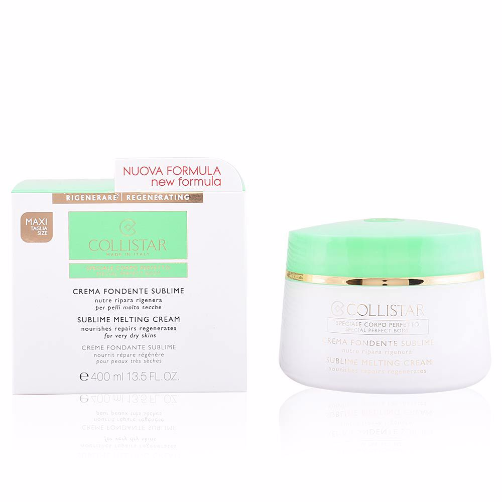 PERFECT BODY sublime melting cream