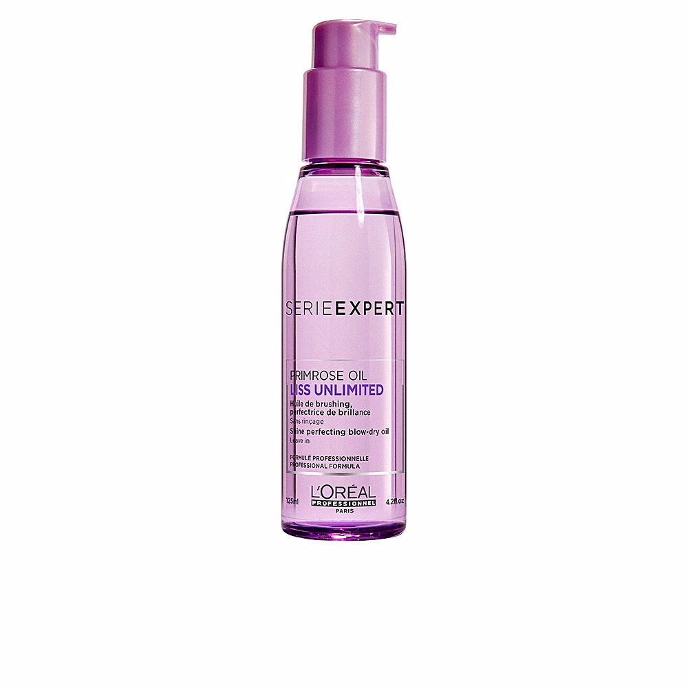 LISS UNLIMITED shine perfection blow dry oil