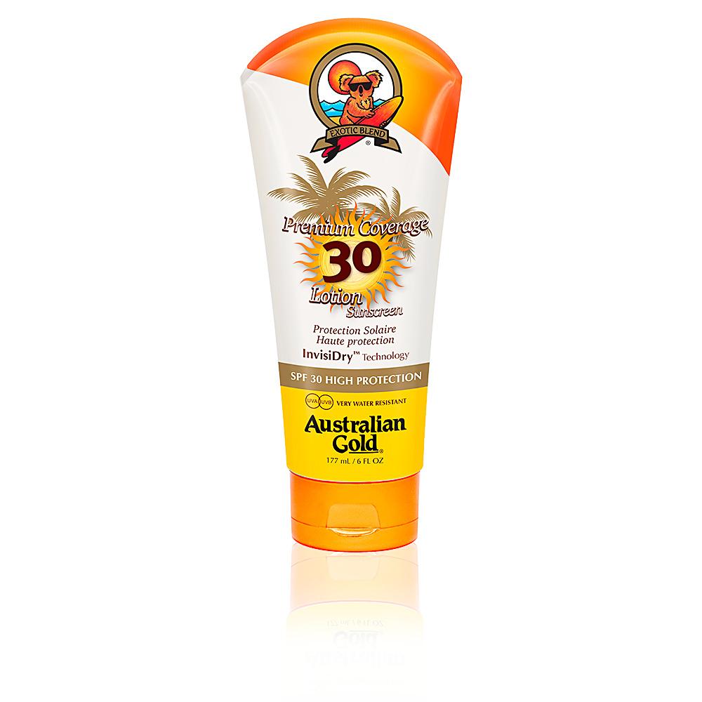 PREMIUM COVERAGE lotion sunscreen SPF30