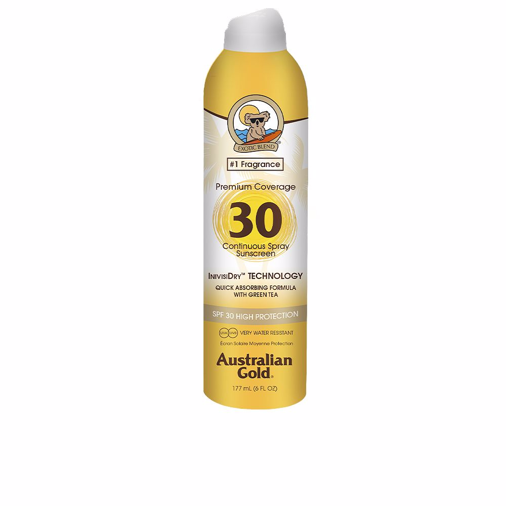 PREMIUM COVERAGE continuous spray SPF30