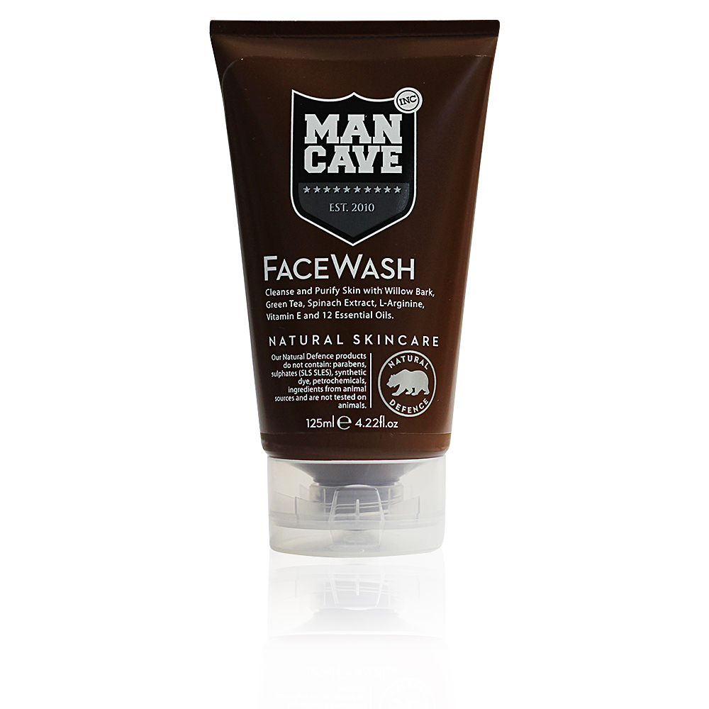 FACE CARE WASH natural skincare