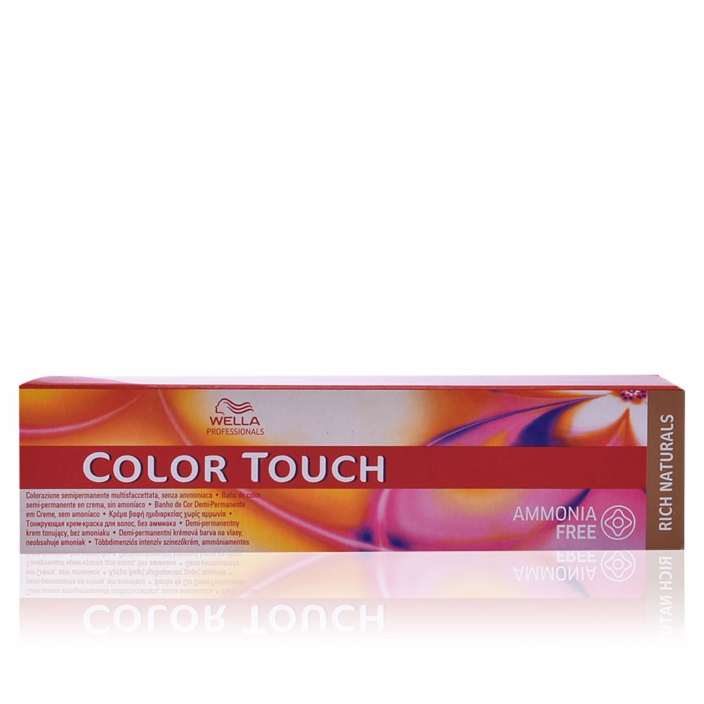 Wella Color Touch Rich Natural Ammonia Free 7 1 En