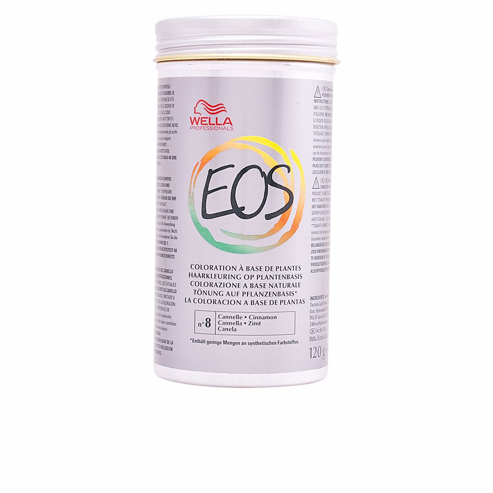 EOS coloración vegetal #canela