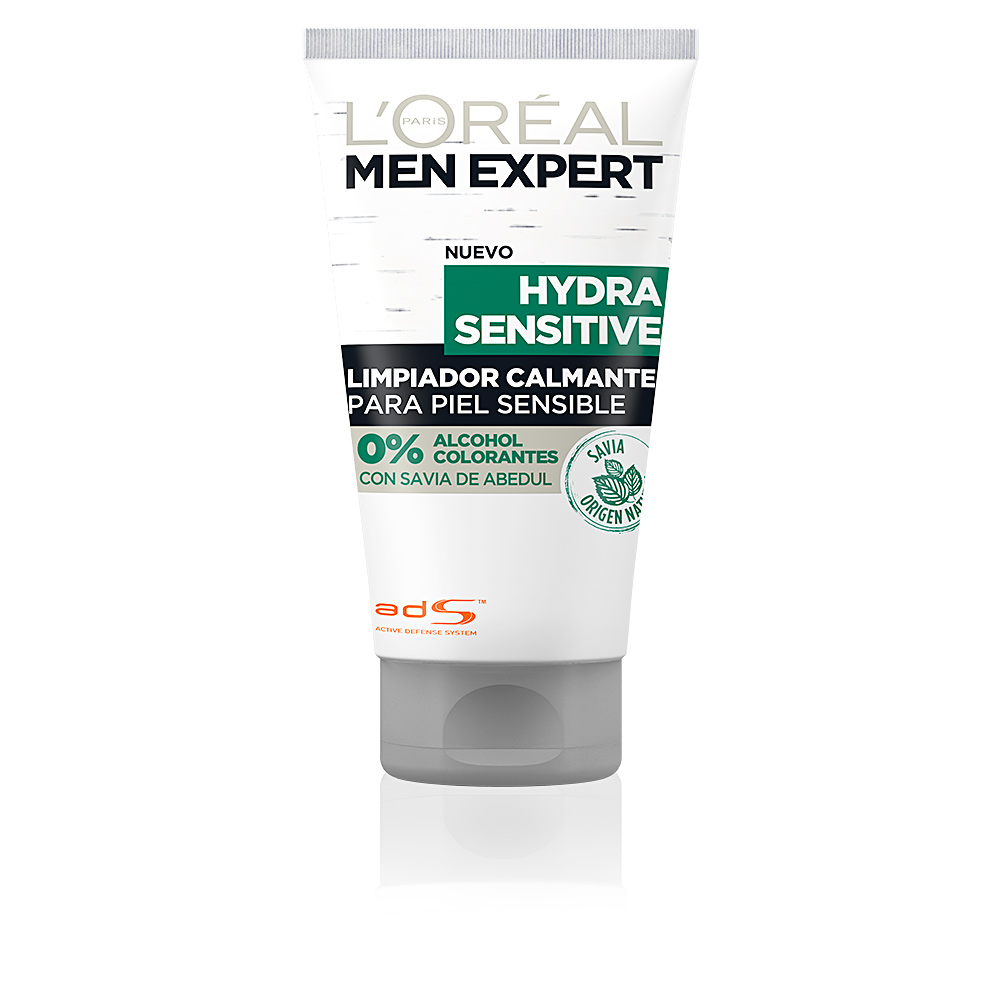 MEN EXPERT hydra sensitive gel limpiador calmante