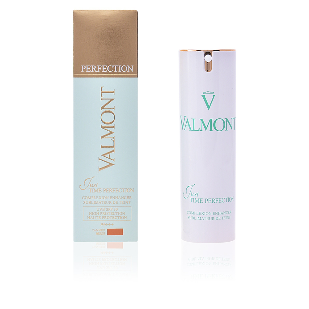 JUST TIME PERFECTION sublimateur de teint SPF30