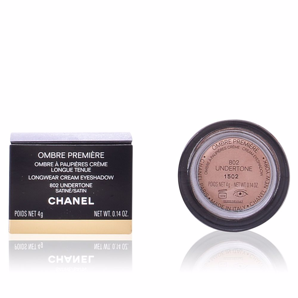 Chanel Makeup Ombre Premi Re Ombre Paupi Res Cr Me Products