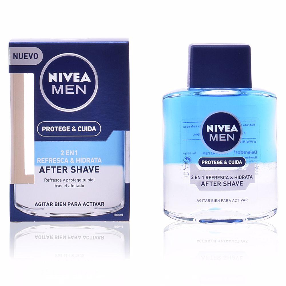 MEN PROTEGE & CUIDA after-shave 2 en 1