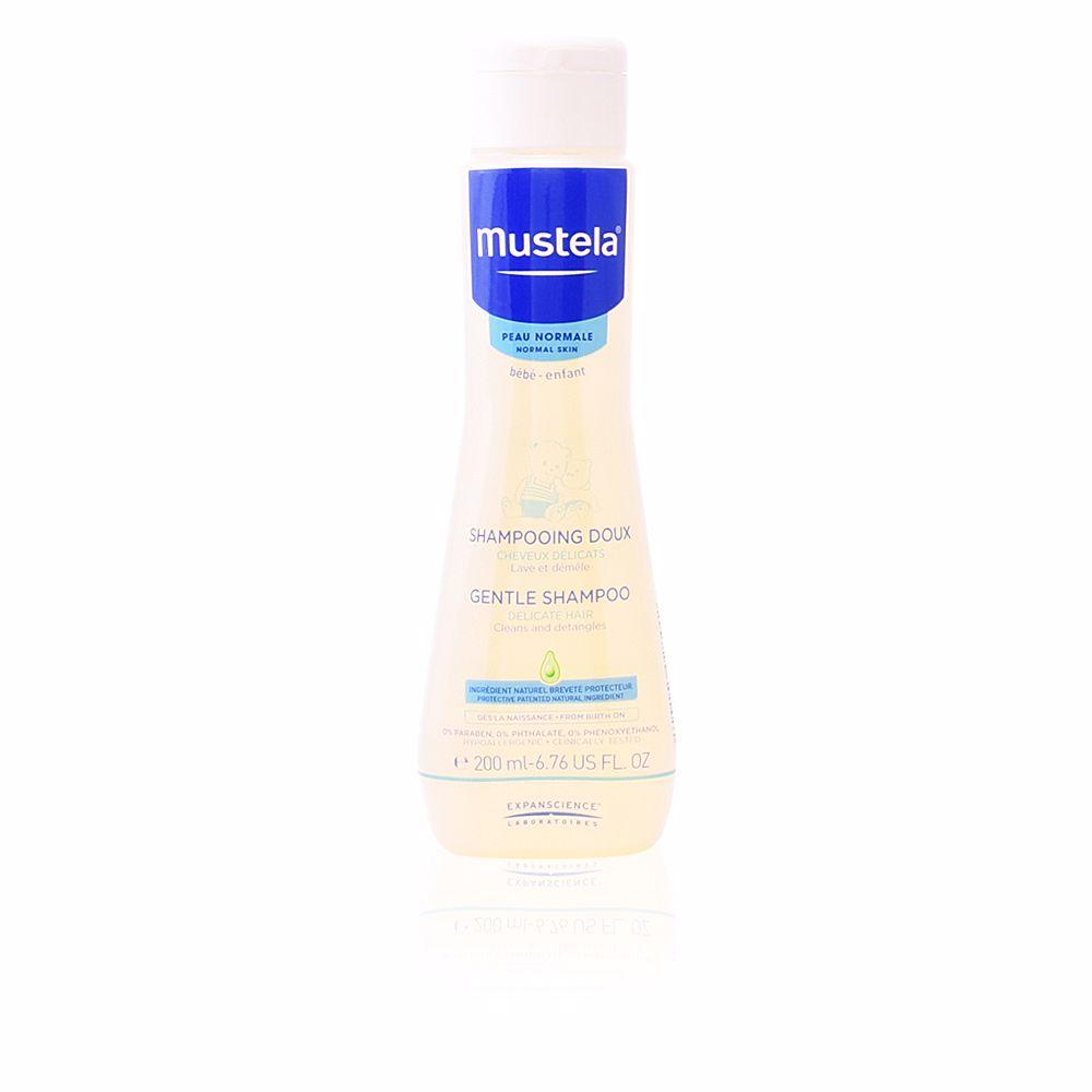 BÉBÉ gentle shampoo delicate hair