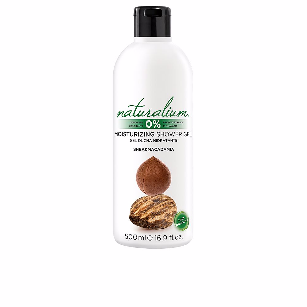 SHEA & MACADAMIA bath & shower gel