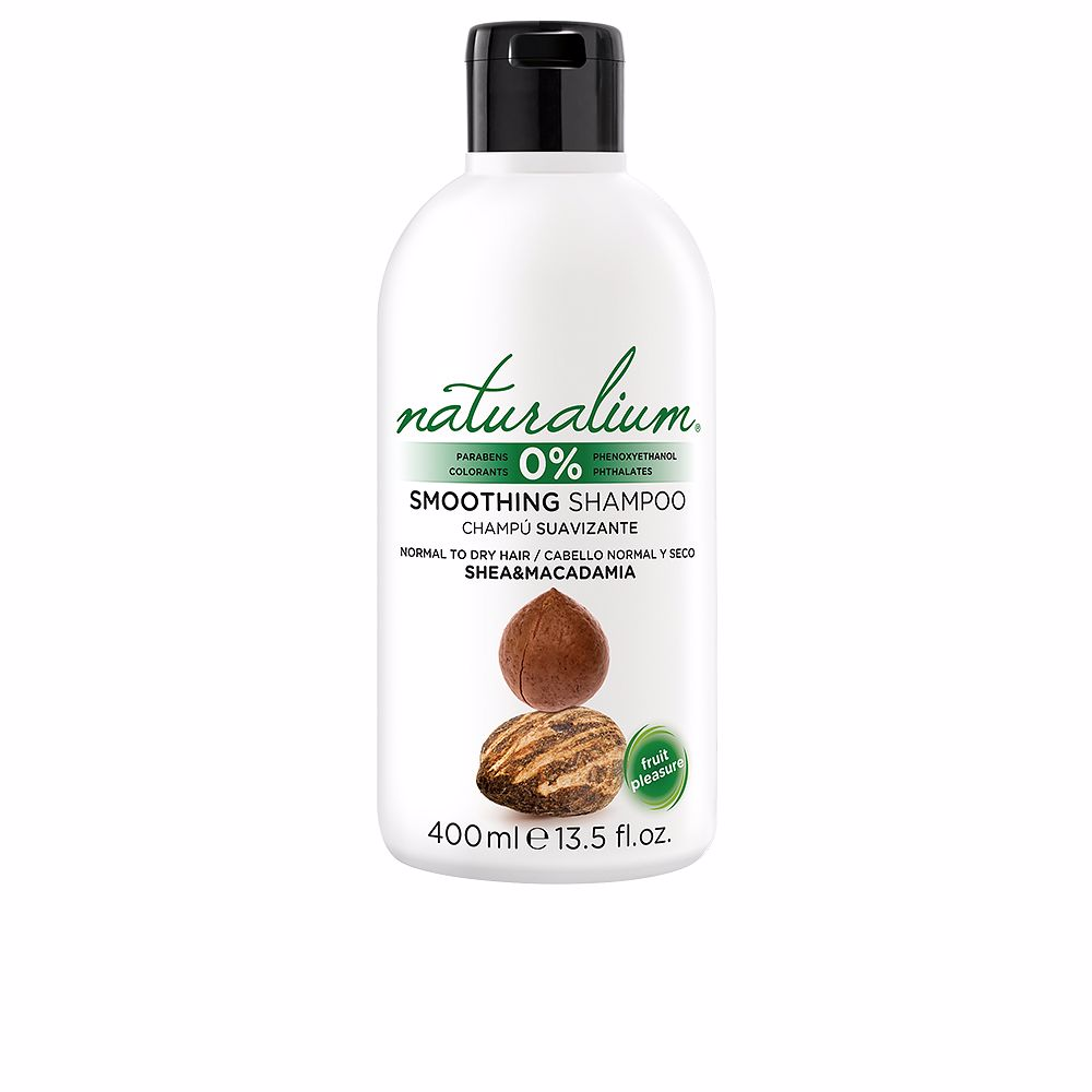 SHEA AND MACADAMIA shampoo