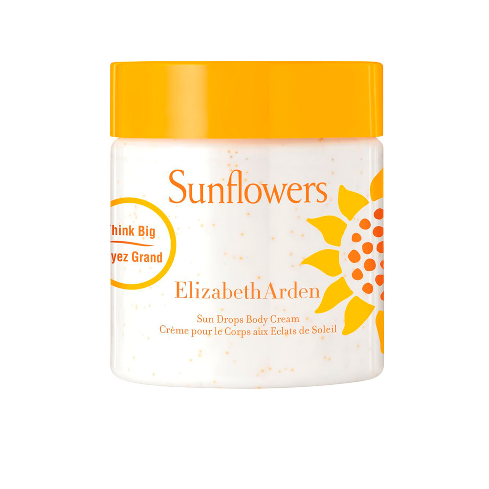 elizabeth arden sunflowers body cream