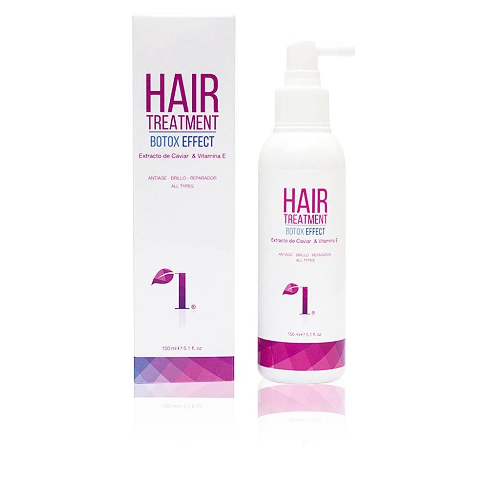 HAIR TREATMENT botox effect