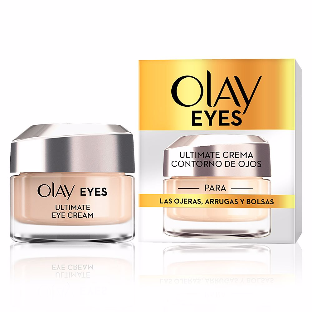 EYES ultimate crema contorno ojos