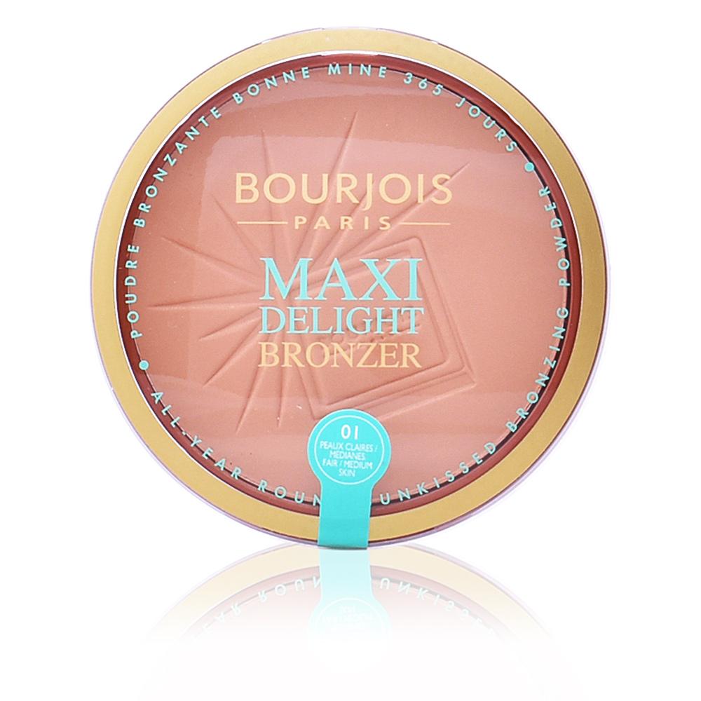bourjois maxi delight bronzer powder en perfumes club. Black Bedroom Furniture Sets. Home Design Ideas