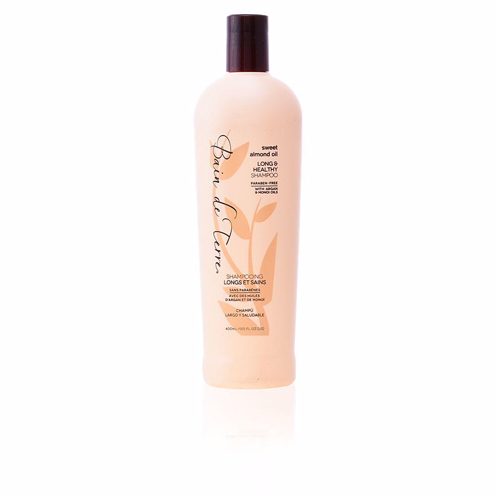 SWEET ALMOND OIL long & healthy shampoo