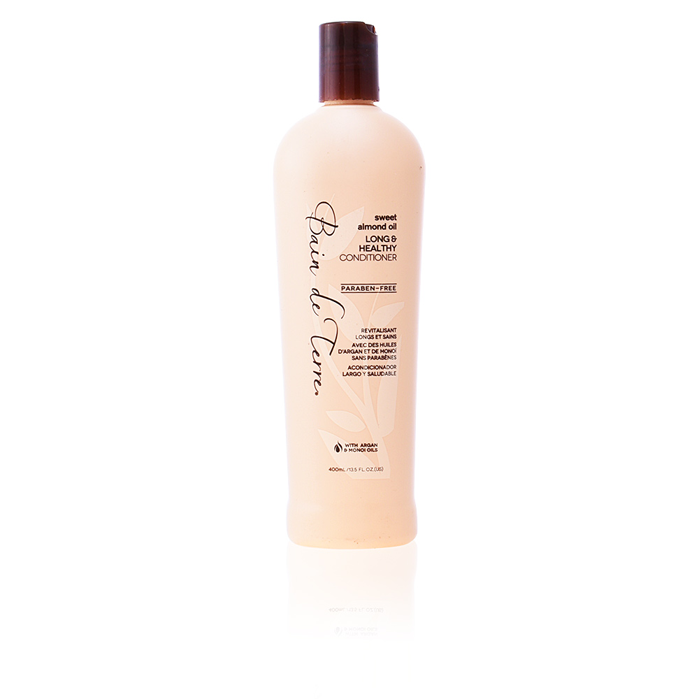 SWEET ALMOND OIL long & healthy conditioner