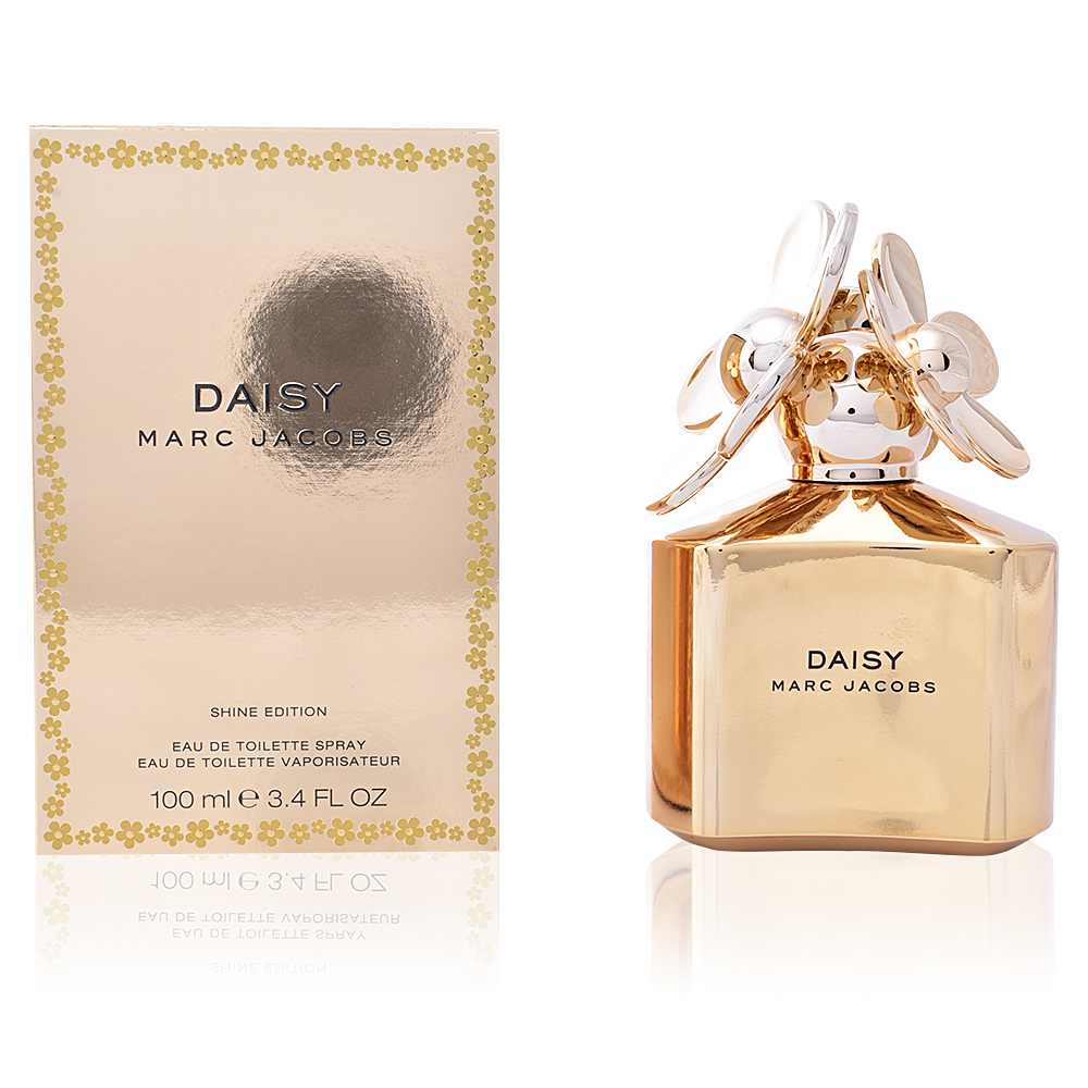 Marc Jacobs Parfms Daisy Shine Edition Gold Eau De Toilette Spray Parfum Mafia