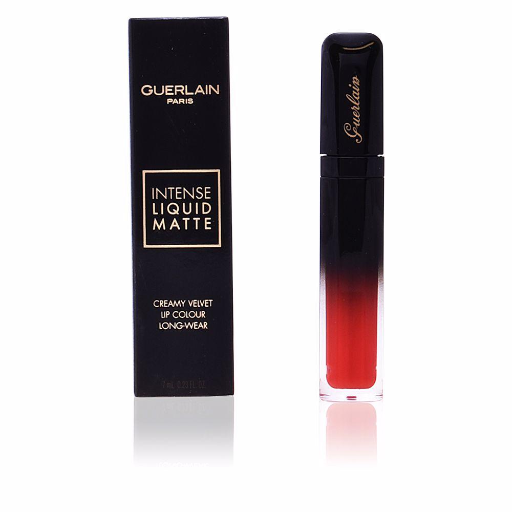 INTENSE LIQUID MATTE lip colour